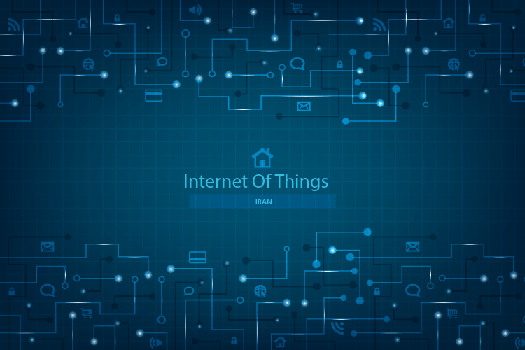 What's the prospective of Internet of Things technology in Iran?